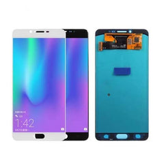 Mms LCD Touch Screen for Samsung Galaxy C9 Pro - (Display Glass Combo Folder)