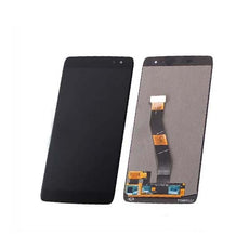 Mms LCD Touch Screen for BlackBerry Dtek60 - (Display Glass Combo Folder)