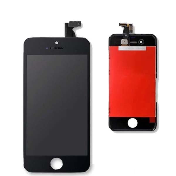 Mms LCD Touch Screen for  iPhone 4S- (Display Glass Combo Folder)