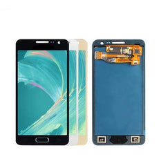 Mms LCD Touch Screen for Samsung Galaxy A3 2015 - (Display Glass Combo Folder)