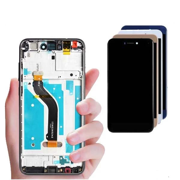 Mms LCD Touch Screen for Huawei Honor 8 Lite - (Display Glass Combo Folder)