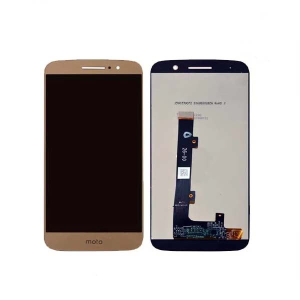 Mms LCD Touch Screen for Motorola Moto M XT1662 - (Display Glass Combo Folder)