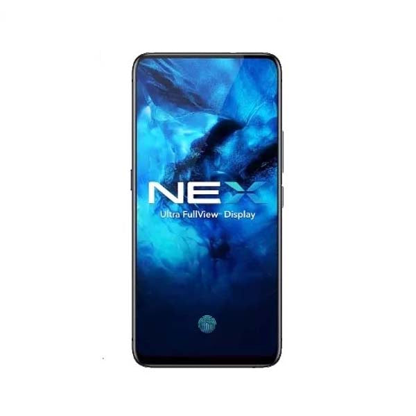 Mms LCD Touch Screen for Vivo NEX - (Display Glass Combo Folder)