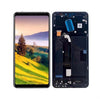 Mms LCD Touch Screen for Honor Note 10 - (Display Glass Combo Folder)