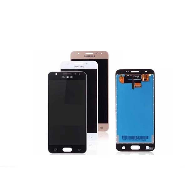 Mms LCD Touch Screen for Samsung Galaxy J5 Prime - (Display Glass Combo Folder)