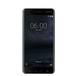 Mms LCD Touch Screen for NOKIA 6 - (Display Glass Combo Folder)