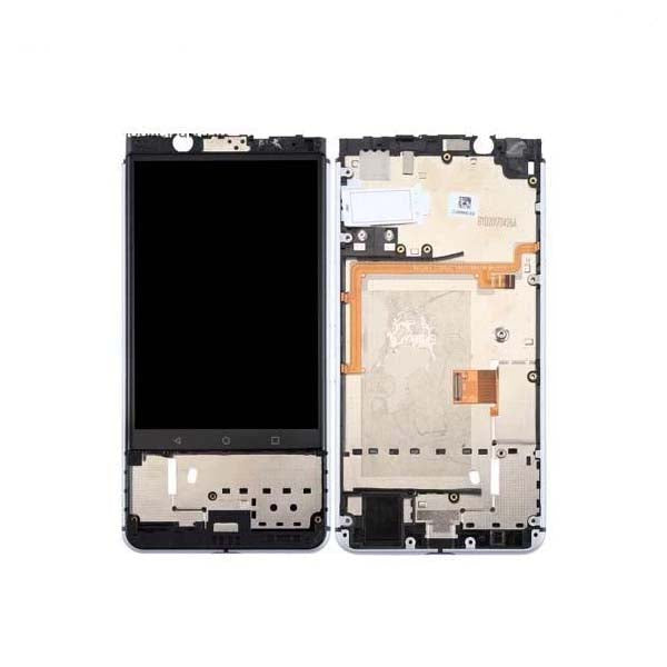 Mms LCD Touch Screen for BlackBerry Keyone - (Display Glass Combo Folder)