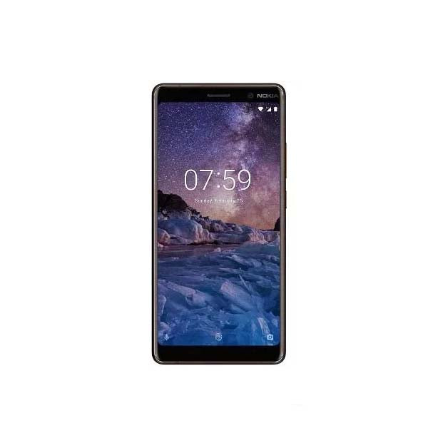 Mms LCD Touch Screen for Nokia 7 Plus - (Display Glass Combo Folder)