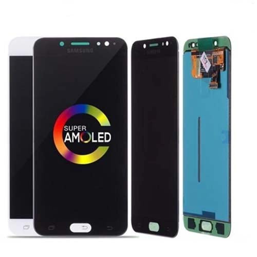 Mms LCD Touch Screen for SAMSUNG Galaxy C8 - (Display Glass Combo Folder)