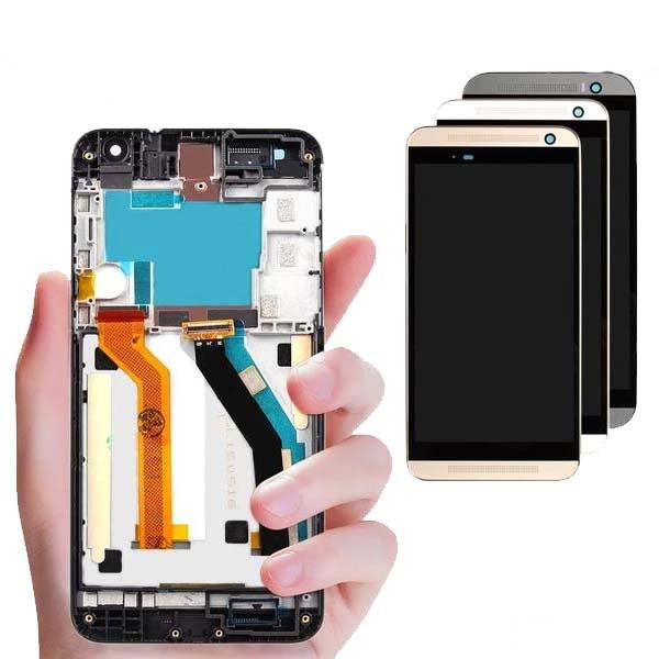 Mms LCD Touch Screen for HTC One M10 - (Display Glass Combo Folder)