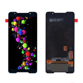 Mms LCD Touch Screen for ASUS ROG Phone - (Display Glass Combo Folder)