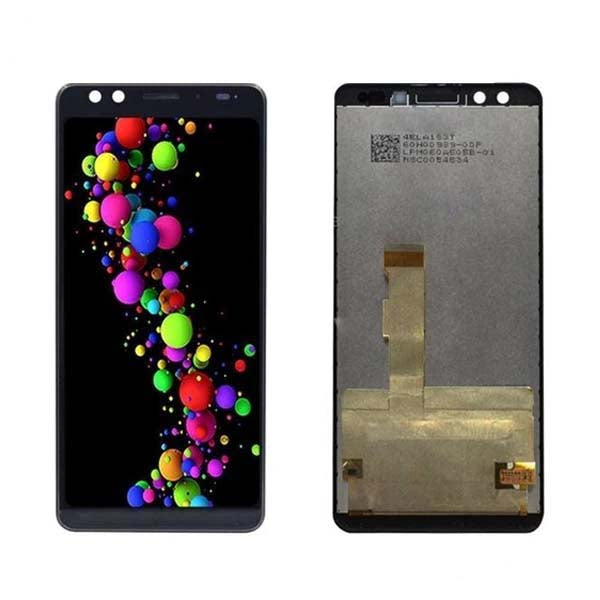 Mms LCD Touch Screen for  HTC U12 Plus - (Display Glass Combo Folder)