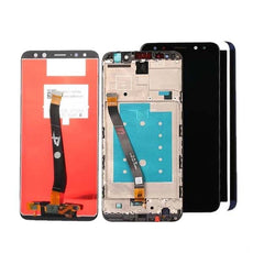 Mms LCD Touch Screen for Huawei Mate 20 Lite - (Display Glass Combo Folder)