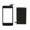 Mms LCD Touch Screen for Huawei Ascend Y360 - (Display Glass Combo Folder)