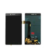 Mms LCD Touch Screen for GiONEE Elife E8 - (Display Glass Combo Folder)