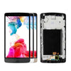Mms LCD Touch Screen for LG G3S - (Display Glass Combo Folder)