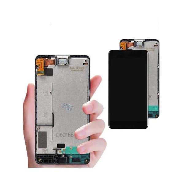 Mms LCD Touch Screen for Nokia Lumia 630 - (Display Glass Combo Folder)