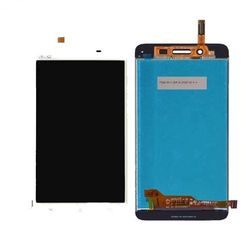 Mms LCD Touch Screen for Vivo V3 Max - (Display Glass Combo Folder)