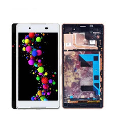 Mms LCD Touch Screen for Sony Xperia Z3 Plus - (Display Glass Combo Folder)