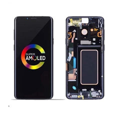 Mms LCD Touch Screen for SAMSUNG Galaxy S9 - (Display Glass Combo Folder)