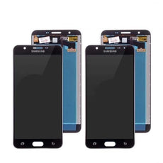 Mms LCD Touch Screen for Samsung Galaxy J7 Pro - (Display Glass Combo Folder)