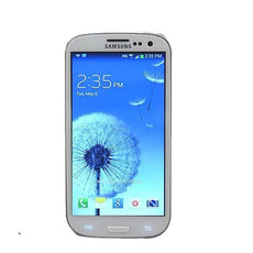 Mms LCD Touch Screen for Samsung Galaxy S3 - (Display Glass Combo Folder)