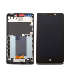 Mms LCD Touch Screen for Sony Ericsson Xperia T LT30 - (Display Glass Combo Folder)