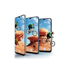 Mms LCD Touch Screen for Samsung's Galaxy A50  - (Display Glass Combo Folder)