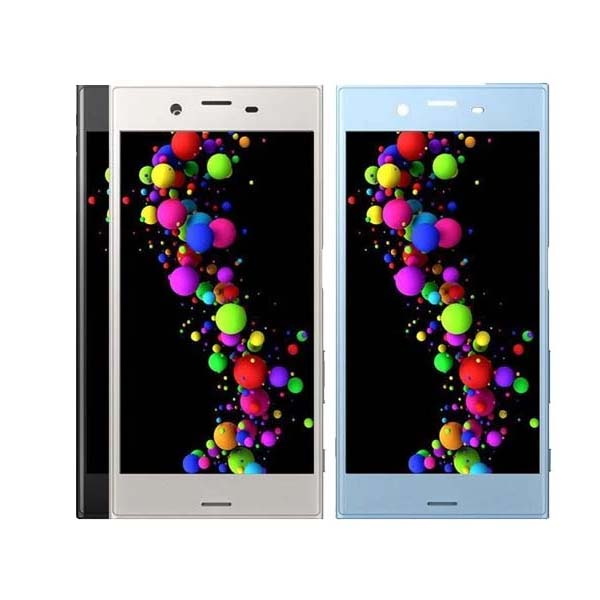 Mms LCD Touch Screen for Sony Xperia XZs - (Display Glass Combo Folder)