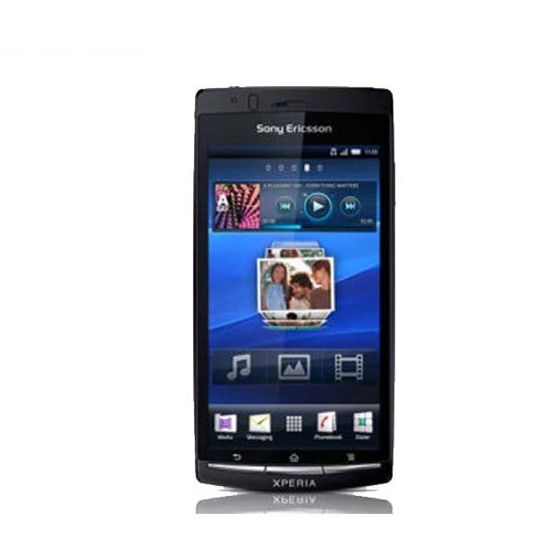 Mms LCD Touch Screen for Sony Ericsson Xperia Arc S LT18i - (Display Glass Combo Folder)