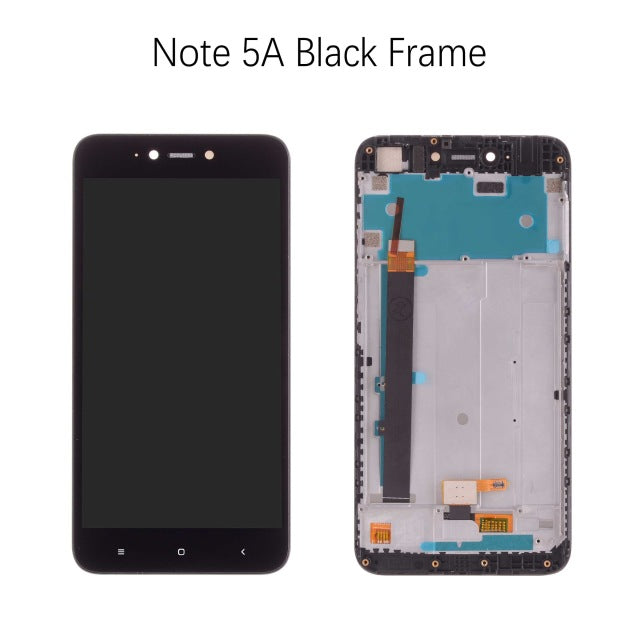 Mms LCD Touch Screen for Xiaomi Redmi 5A - (Display Glass Combo Folder)