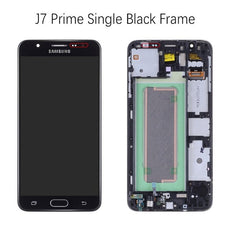 Mms LCD Touch Screen for Samsung Galaxy J7 Prime 2016 - (Display Glass Combo Folder)
