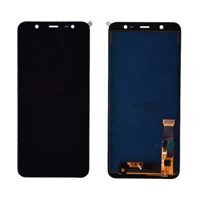 Mms LCD Touch Screen for Samsung Galaxy J8 2018 - (Display Glass Combo Folder)
