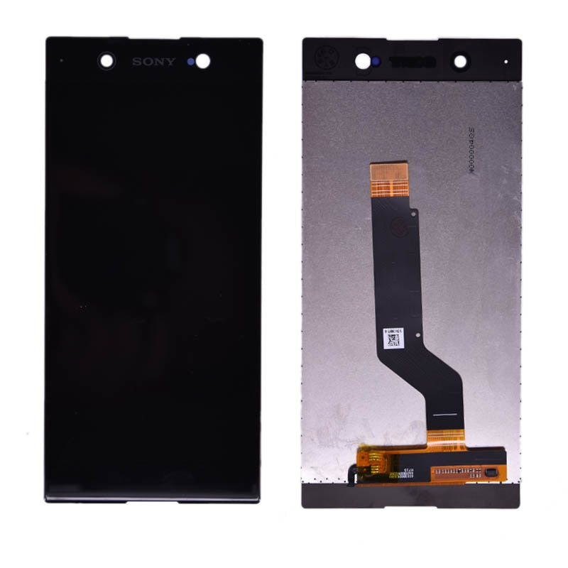 Mms LCD Touch Screen for Sony Xperia XA1 Ultra - (Display Glass Combo Folder)