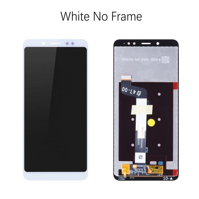 Mms LCD Touch Screen for Xiaomi Redmi Note 5 Pro Prime  - (Display Glass Combo Folder)