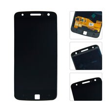 Mms LCD Touch Screen for Motorola Moto Z Droid - (Display Glass Combo Folder)