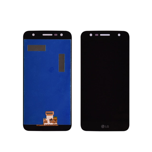 Mms LCD Touch Screen for LG X power 2 - (Display Glass Combo Folder)