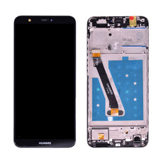 Mms LCD Touch Screen for Huawei P Smart - (Display Glass Combo Folder)