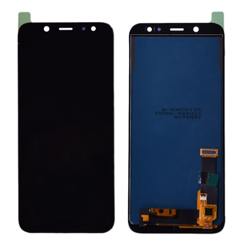 Mms LCD Touch Screen for SAMSUNG Galaxy A6 2018 - (Display Glass Combo Folder)