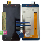 Mms LCD Touch Screen for Haier I40  - (Display Glass Combo Folder)