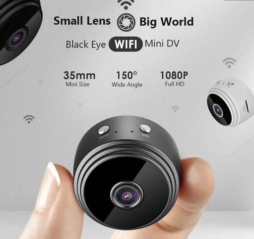 Night Vision Hd Micro Camera