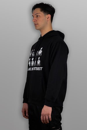 Lack of Interest Hoodie