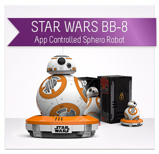 STAR WARS BB-8 Sphero Robot
