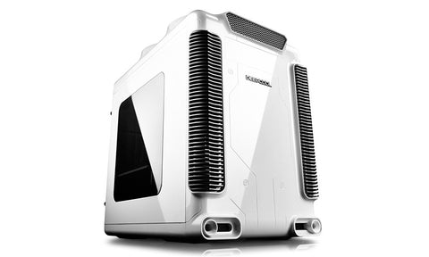 Deepcool Steam Castle WHS Steam Punk Style Case in White