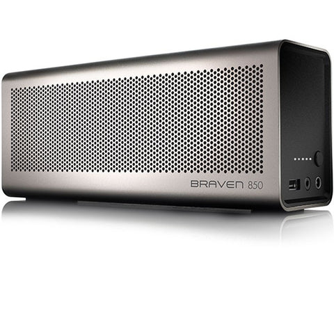 Braven 850 Portable Wireless Bluetooth Speaker for Apple or Android devices