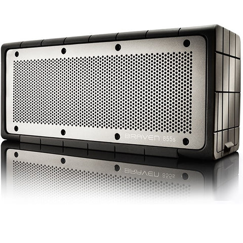 Braven 855s Waterproof Portable Wireless Bluetooth Speaker for Apple or Android devices