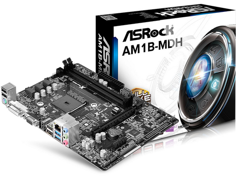ASROCK AM1B-MDH AMD AM1 R3
