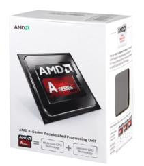 AMD A4 7300 FM2 3.8GHz (4.0GHz Turbo) 1MB 65W HD8470D Processor