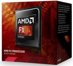 AMD FX-9590 BLK Edition AM3+ 4.7GHz (5.0GHz Turbo) 16MB 220W Processor