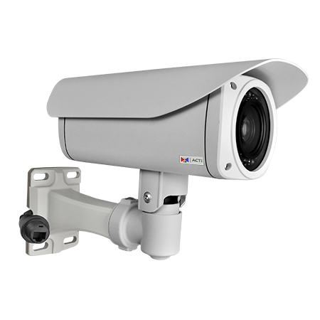 ACTi B47 3MP Zoom Outdoor Bullet Camera